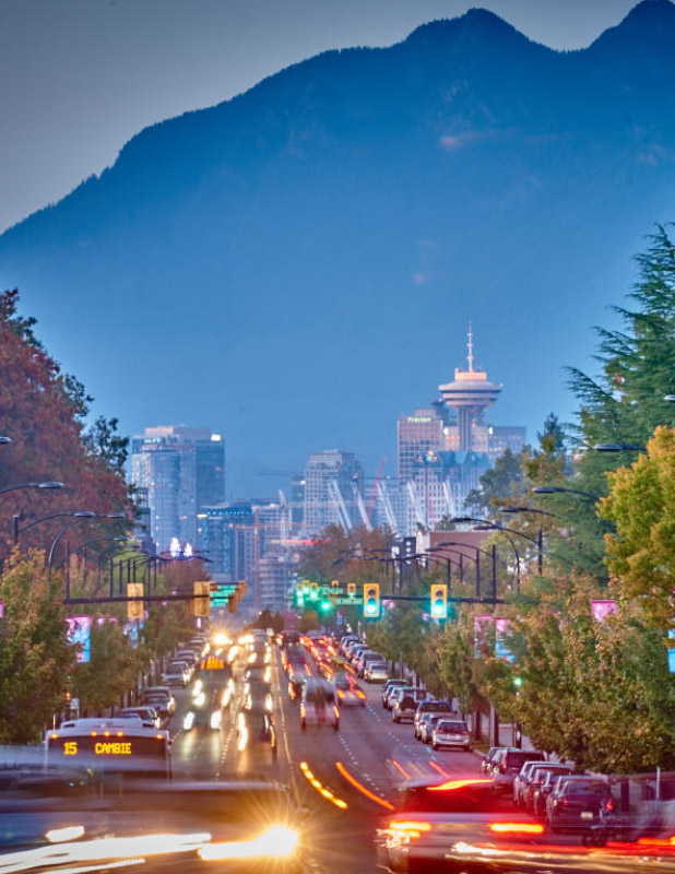 Chelsea Cambie location