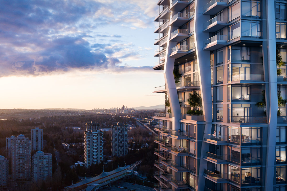 New Condos in Western Canada, Built by Cressey | Cressey